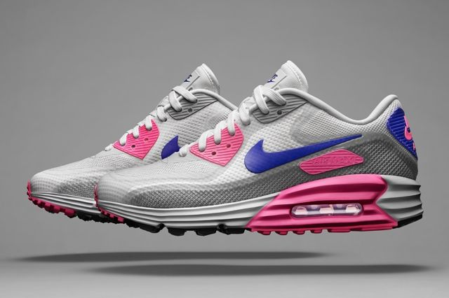 Nike Air Max Lunar90 Womens Profile