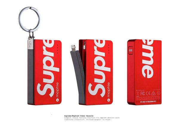 Supreme Ss15 2015 Accessories Collection 2