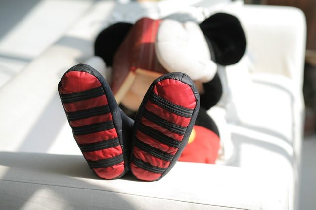 Mickey Mouse Clot Shoes 9 1