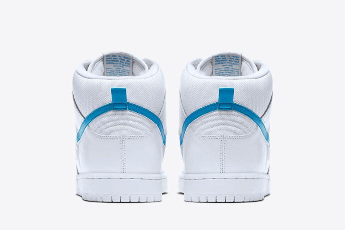 Nike Sb Dunk High Mulder 3