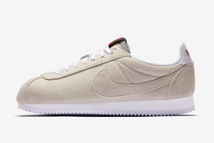 Stranger Things Nike Cortez Starcourt Mall Cj6107 100 Release Date Side