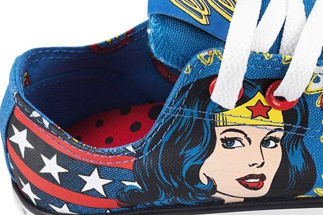 Dc Comics Converse Chuck Taylor All Star Wonder Woman 06 1