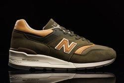 New Balance 997 Olive Chestnut Thumb
