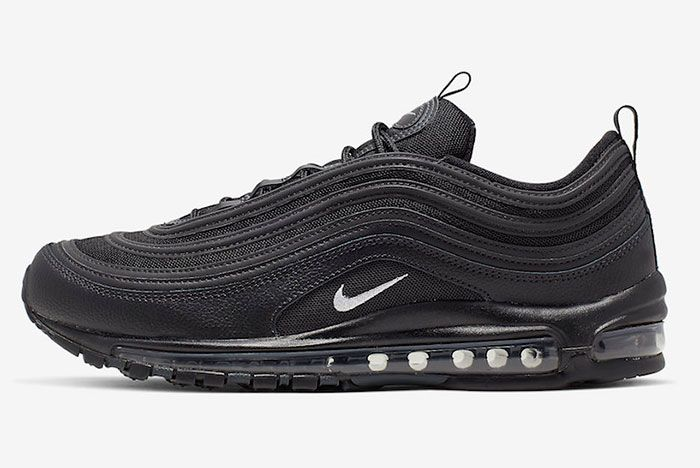Nike Air Max 97 Black White Anthracite 921826 015 Release Date