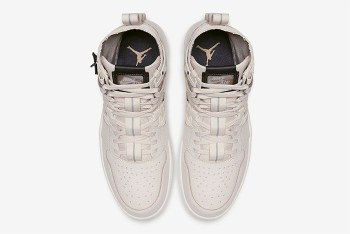 Air Jordan 1 Cargo Light Cream Top