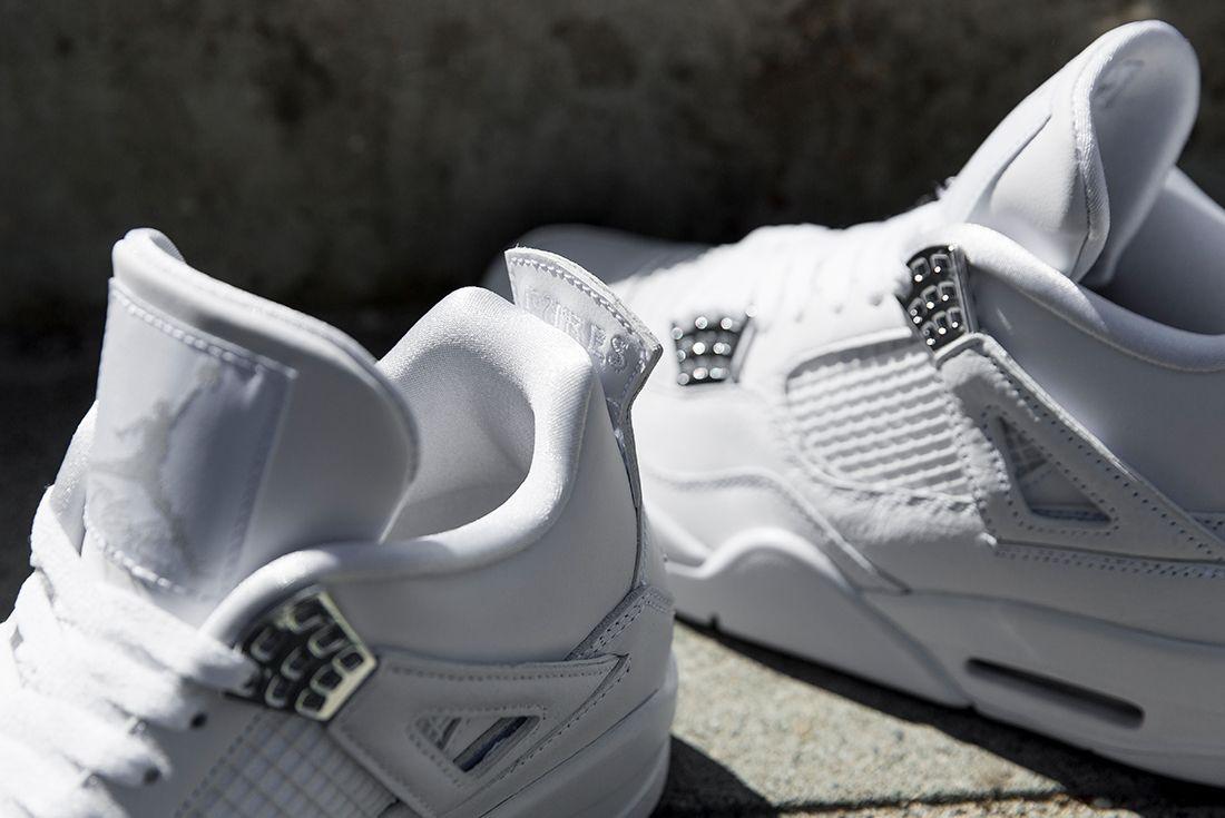 Air Jordan 4 Pure Money5