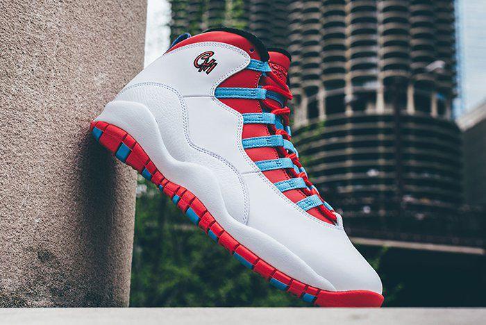 Air Jordan 10 Chi City