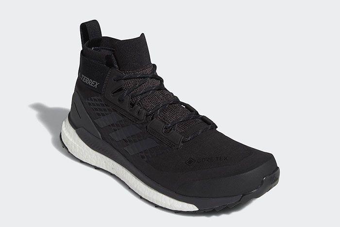 Adidas Terrex Free Hiker Gtx G26535 Front Angle