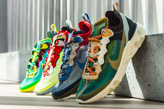 Nike React Element 87 Undercover Header
