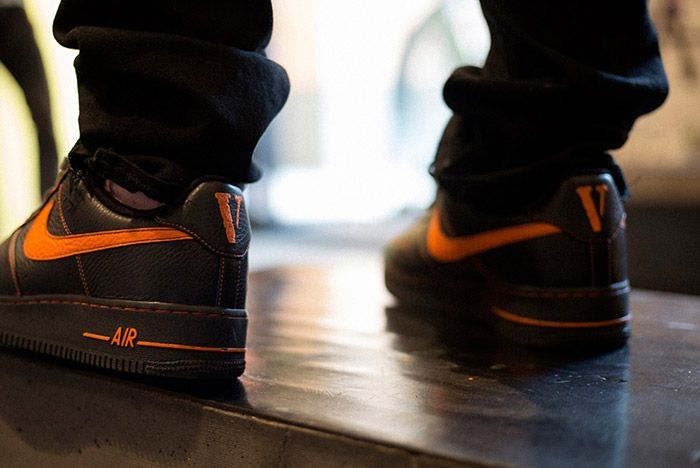 Vlone Nike Air Force 1 1