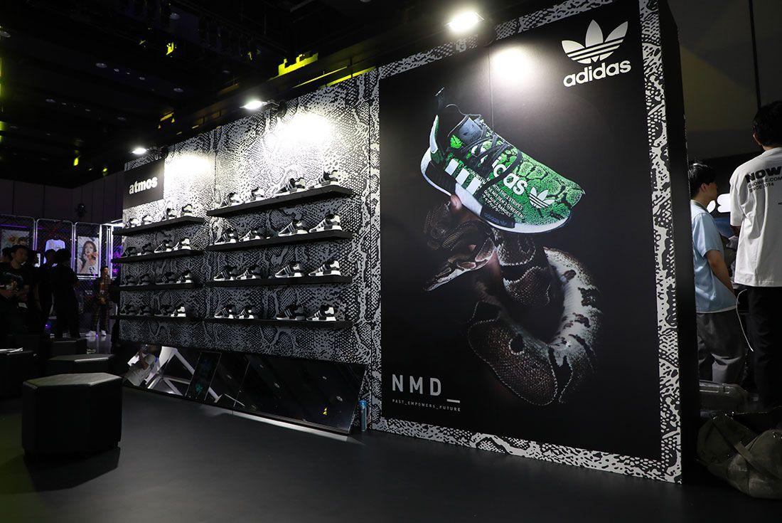 Atmos Con Tokyo 2019 Koji Sneaker Freaker Floor Shot53