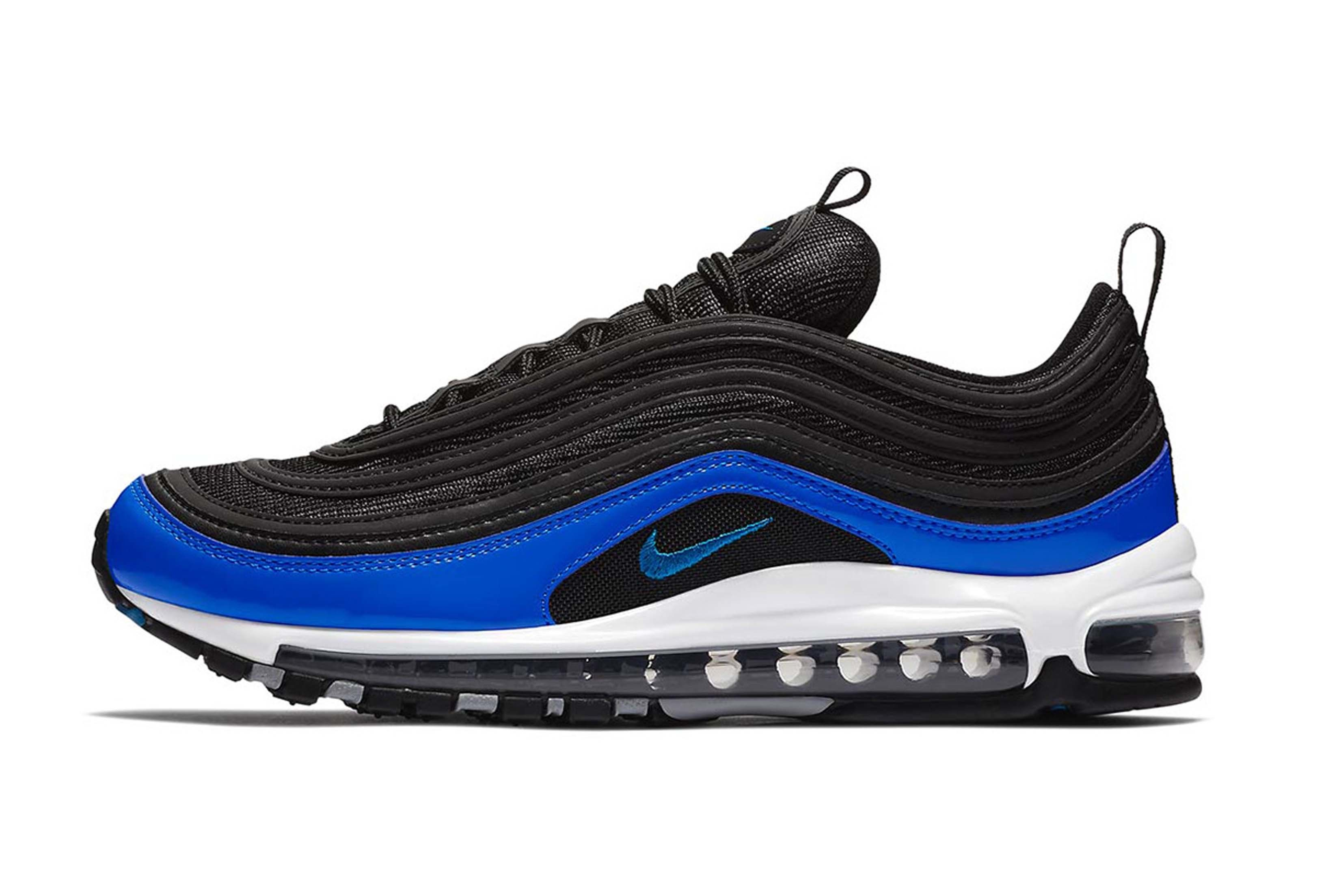 Nike Air Max 97 Binary Blue 1 Sneaker Freaker