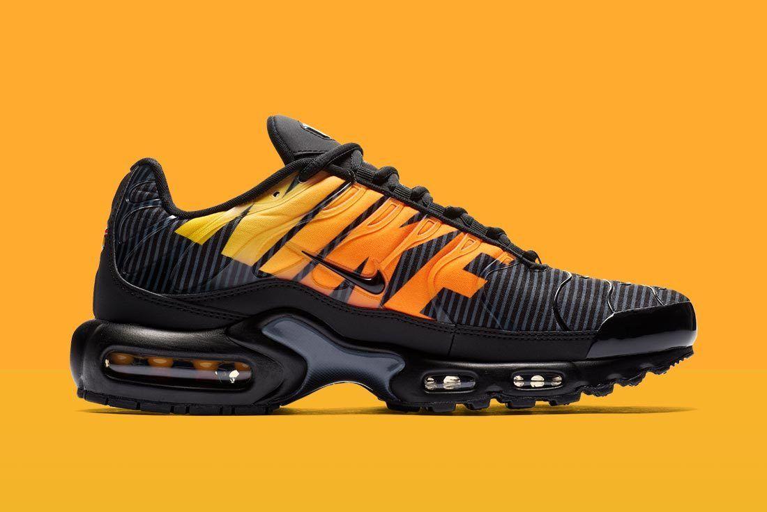 Nike Air Max Plus Stripes 3