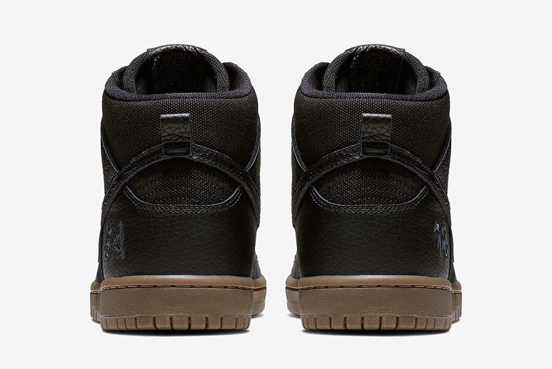 Nike Sb Dunk High Brian Anderson Ah9613 001 5