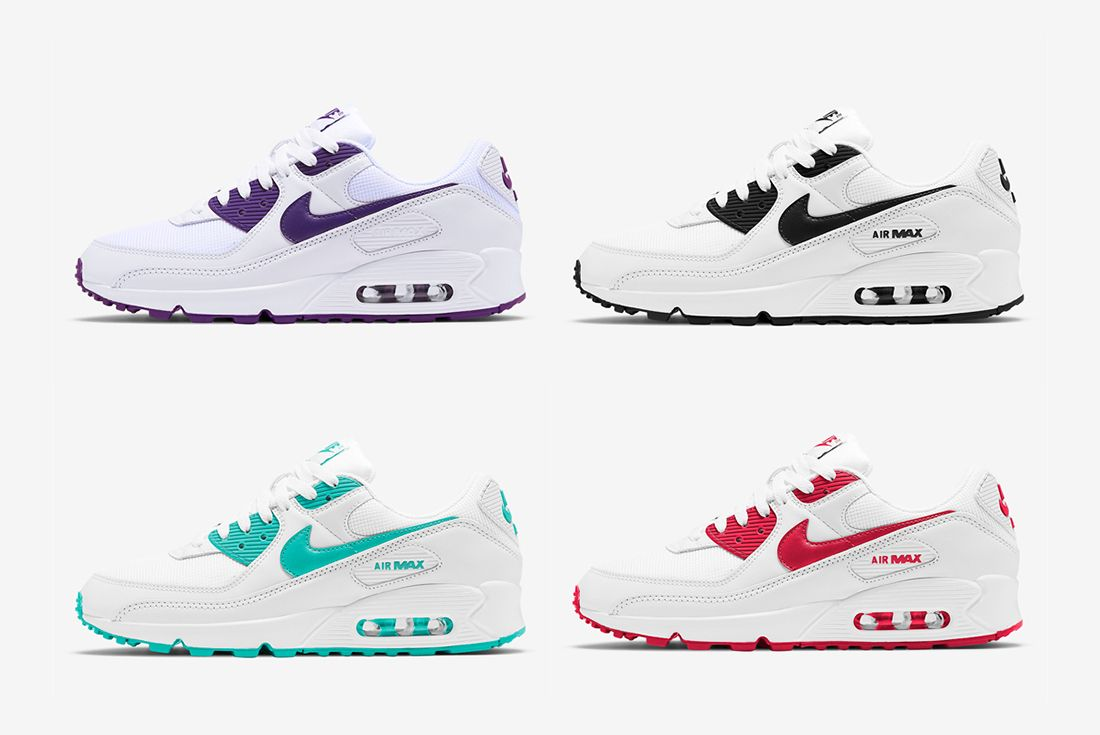 Nike Air Max 90 Colour Pack