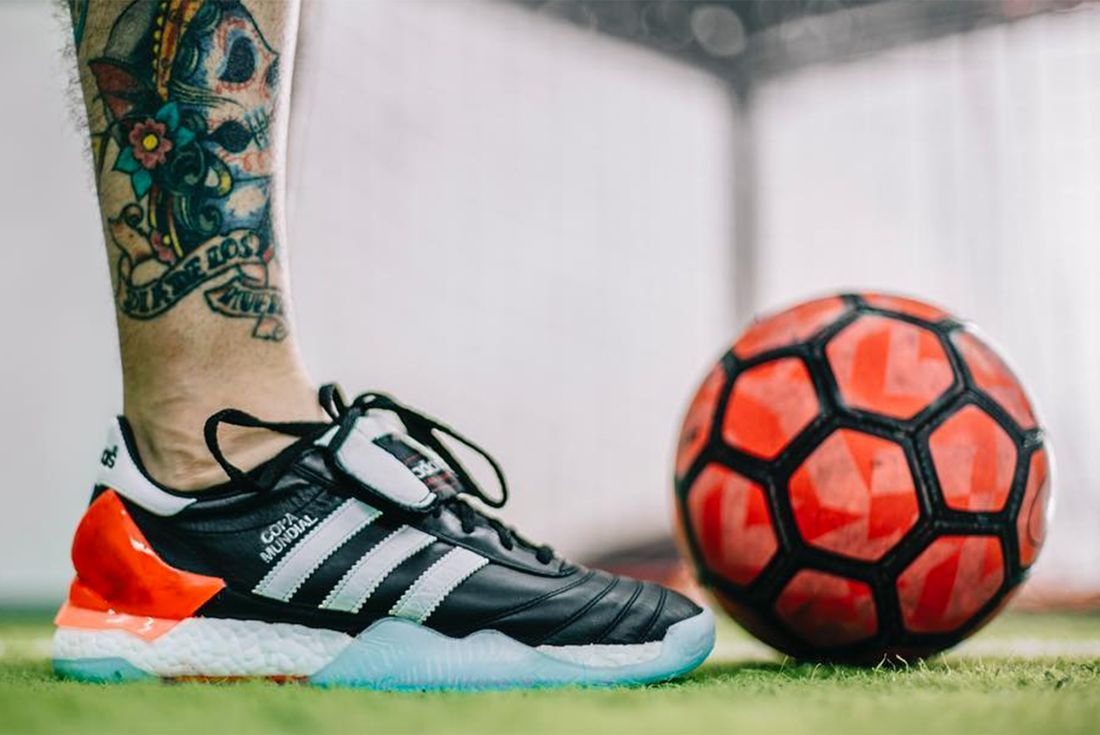 The Shoe Surgeon Reveals Boost Fused Copa Custom3
