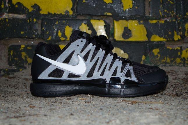 Nike Air Zoom Vapor 9 Le Black 3M 4