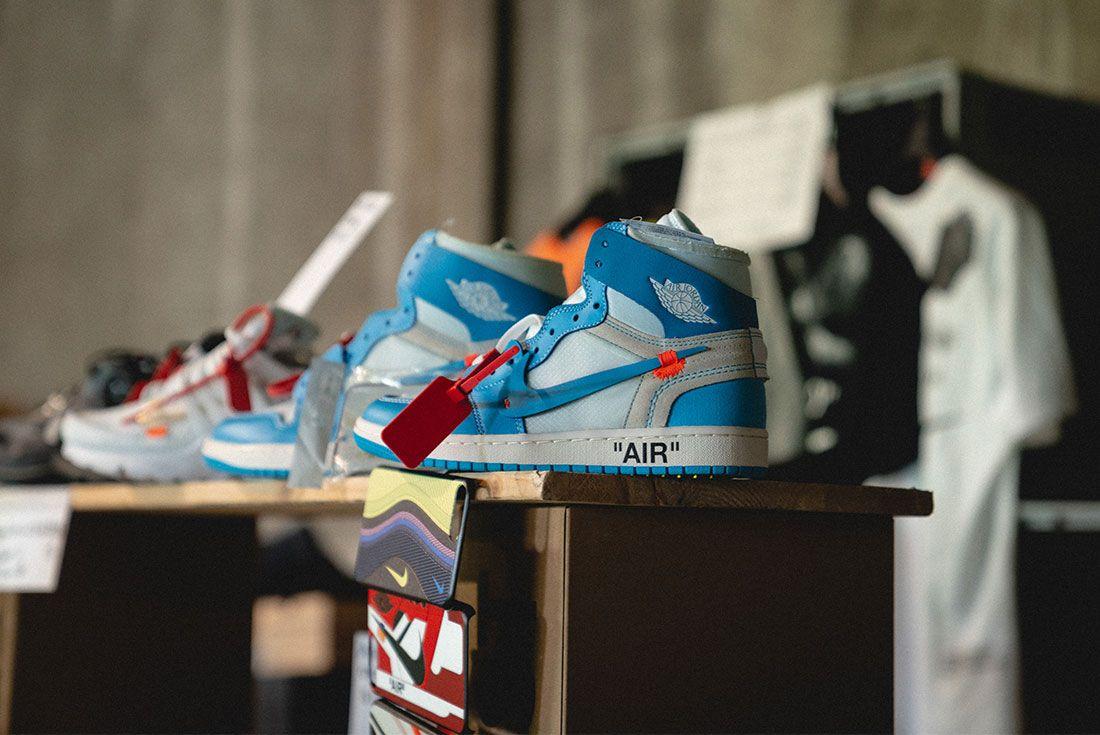 Sneakerness Milan Sneaker Freaker Vendor Tables29