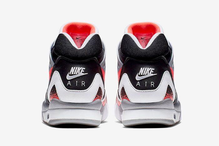 Nike Air Tech Challenge 2 Hot Lava Heel