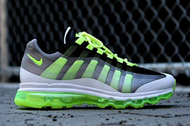 Nike Air Max 95 Bb Grey Volt 01 1