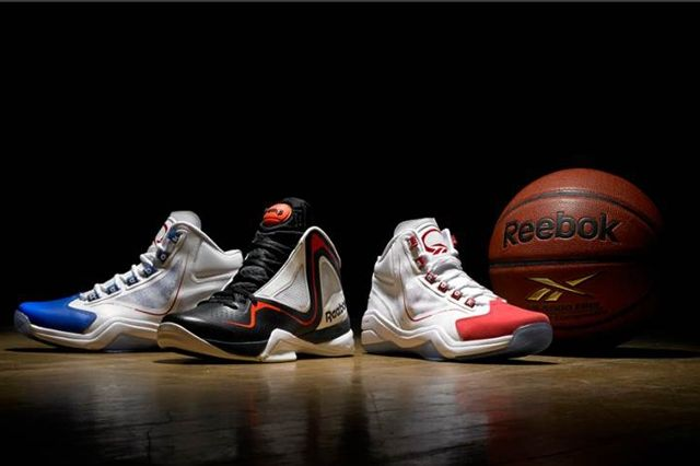Reebok Basketball Batch On Court