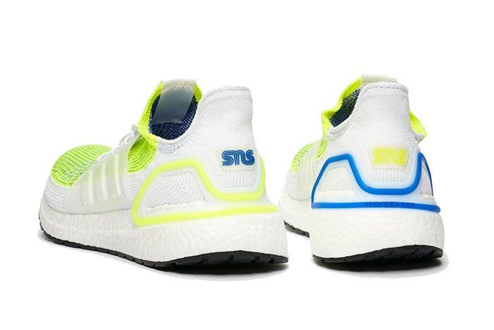 Sneakersnstuff X Adidas Ultraboost 19 Tokyo Hero Shot6