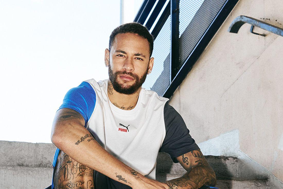 neymar puma wild rider campaign