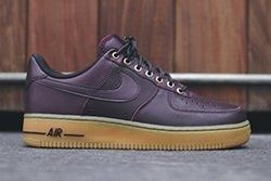 Nike Air Force 1 Burgundy Thumb1