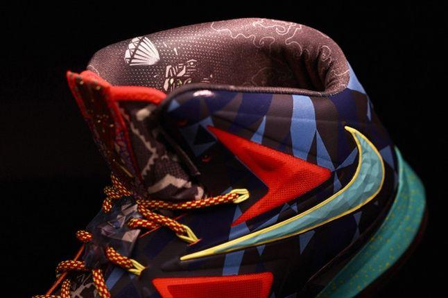 Nike Lebron James X Mvp Ankle 1