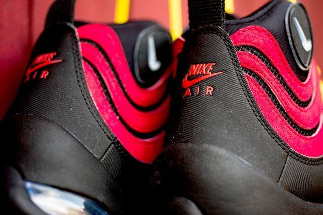 Nike Air Bakin Og Varisty Red Orange Blaze 3