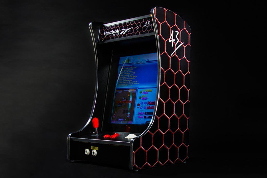 43 Ainhalb Reebok Aztrek Retro Arcade 5
