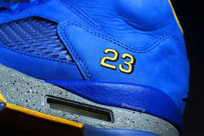 Air Jordan 5 Retro Jsp Laney Cd2720 400 Release Date 7