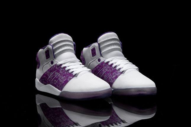 Lilwayne Supra Vice Purple Hero Toe 1