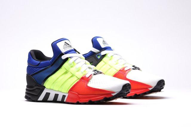 Adidas Eqt Support 93 Colour Blocking 4