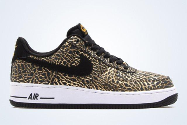 Nike Air Force 1 Low Gold Elephant 1