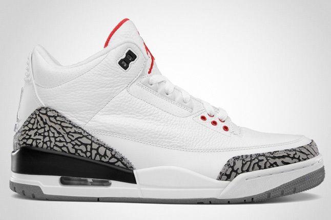 Air Jordan Iii Cement 1