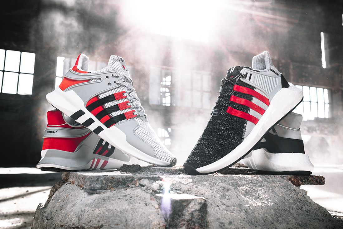 Overkill X Adidas Eqt Support Adv Pack