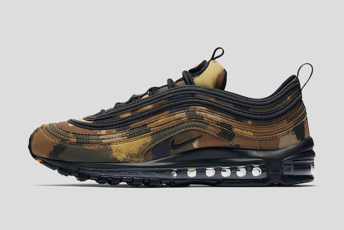 Nike Air Max 97 Country Camo Sneaker Freaker 2
