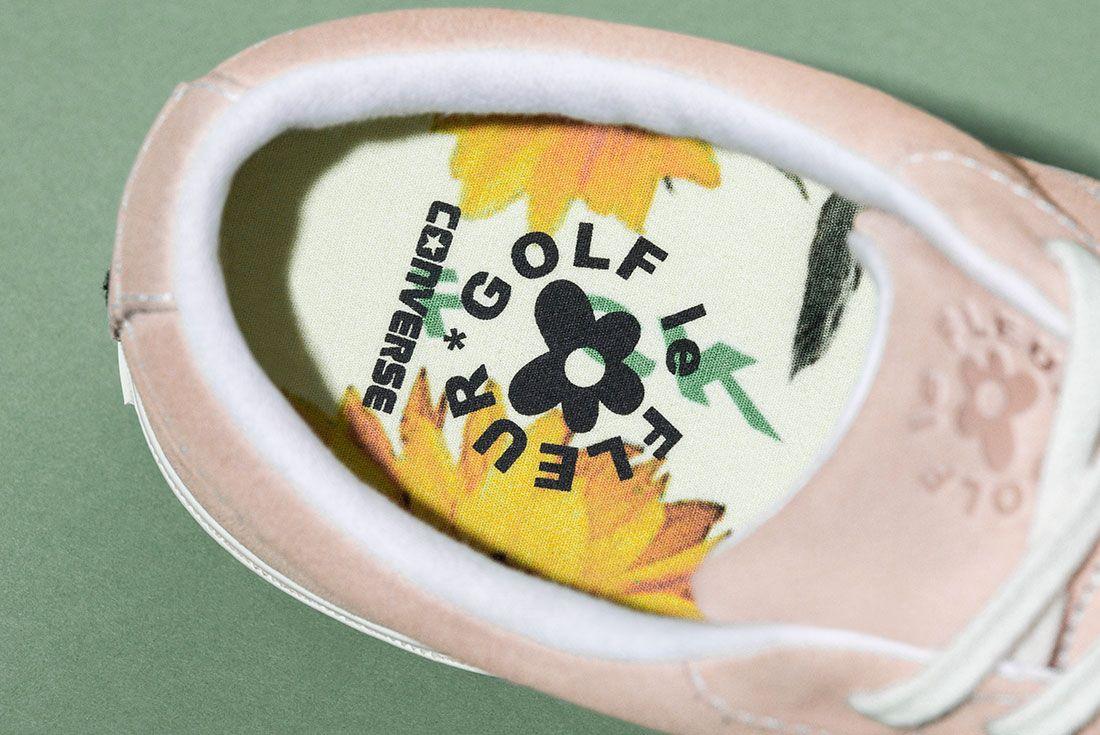 Tyler The Creator Golf Le Fleur Converse One Star 28