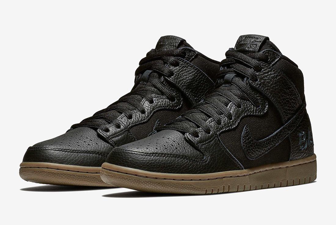 Nike Sb Dunk High Brian Anderson Ah9613 001 1
