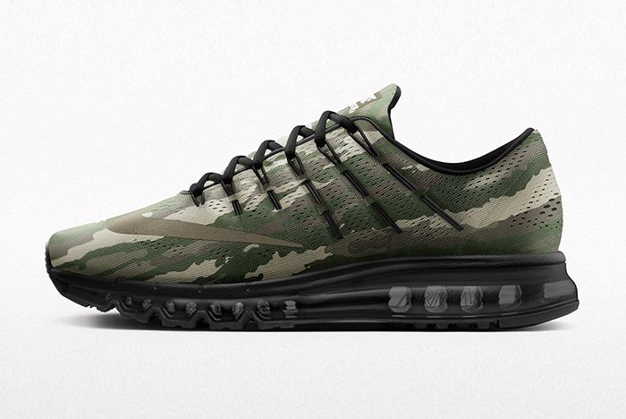 Nike Air Max 2016 Hits Nike Id