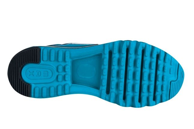Nike Air Max 2013 Neo Turquoise Sole 1