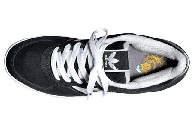 Adidas Skate Silas Black 4 1
