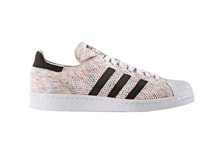 Adidas Superstar 80 S Primeknit Multicolour
