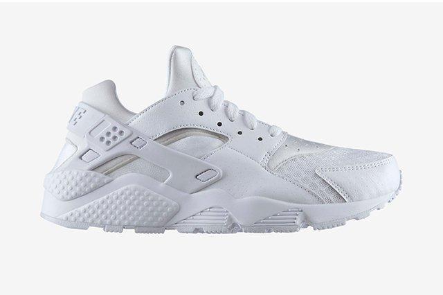 Nike Air Huarache Triple White