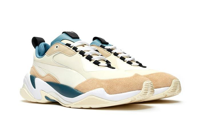 Puma Thunder Nature Pale Khaki Pair