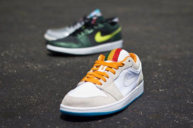 Air Jordan 1 Low City Pack Feature4