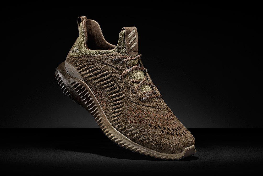 Adidas Alphabounce Suede 7