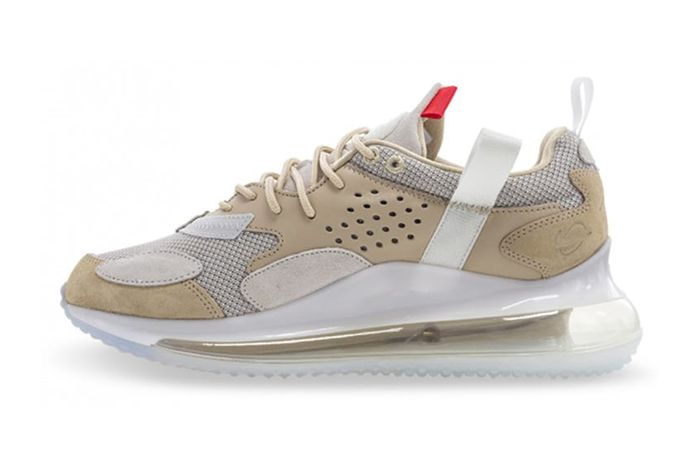 Odell Beckham Jr Nike Air Max 720 Obj Desert Ore Ck2531 200 Release Date Medial