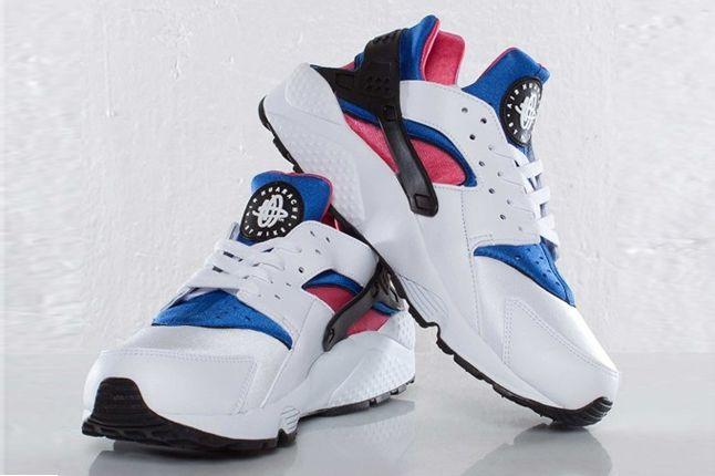 Nike Air Huarache Og Pink Hero 1